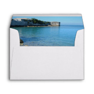 Fort St. Catherine, Bermuda Envelope