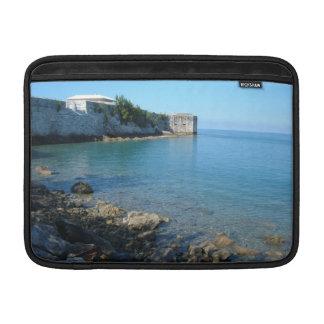 Fort St Catherine Bermuda MacBook Sleeves