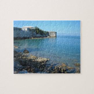 Fort St. Catherine, Bermuda Jigsaw Puzzle