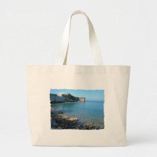 Fort St. Catherine, Bermuda Jumbo Tote Bag