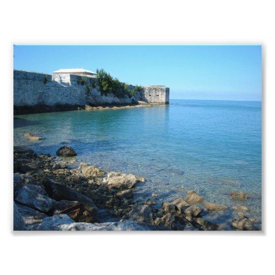Fort St. Catherine, Bermuda Photo Print