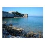 Fort St. Catherine, Bermuda Postcard