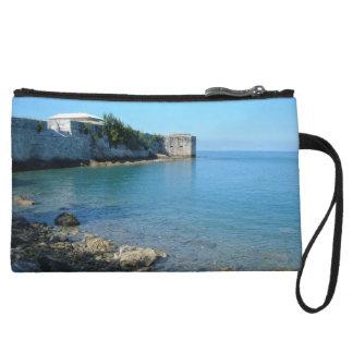 Fort St. Catherine, Bermuda Wristlet Purses