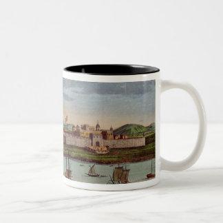 Fort St. George, Coromandel Coast, India Two-Tone Coffee Mug