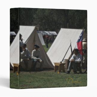 Fort Stanton New Mexico Reenactment Binder