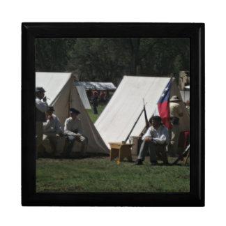 Fort Stanton New Mexico Reenactment Keepsake Boxes