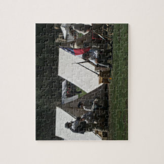 Fort Stanton New Mexico Reenactment Jigsaw Puzzle