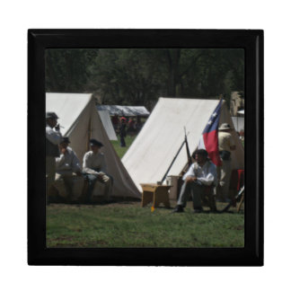 Fort Stanton New Mexico Reenactment Keepsake Box