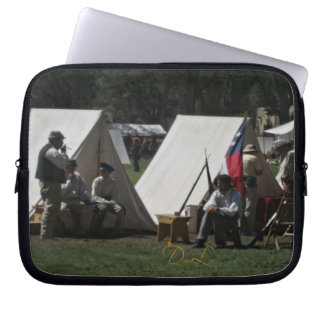 Fort Stanton New Mexico Reenactment Laptop Computer Sleeve