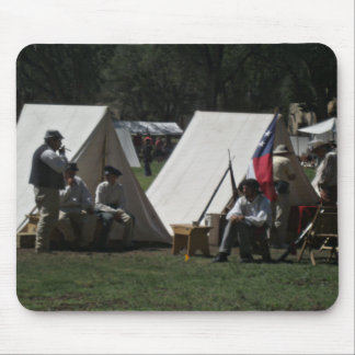 Fort Stanton New Mexico Reenactment Mouse Pad
