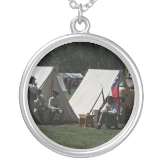 Fort Stanton New Mexico Reenactment Personalized Necklace