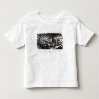 Fort Sumter, Interior View of Three Gun Battery Toddler T-shirt