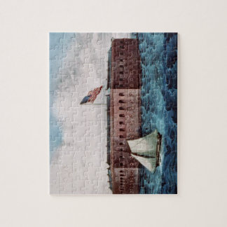 Fort Sumter Jigsaw Puzzle