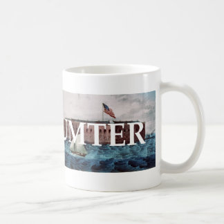 Fort Sumter Coffee Mugs