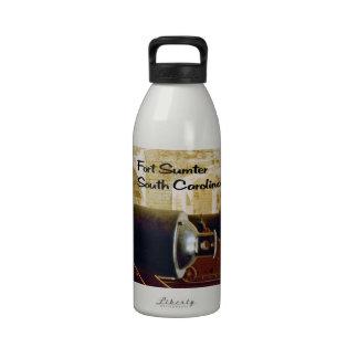 Fort Sumter South Carolina Drinking Bottles