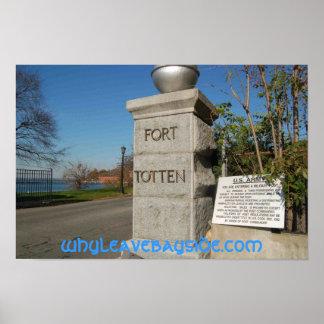 fort-totten, whyleavebayside.com poster