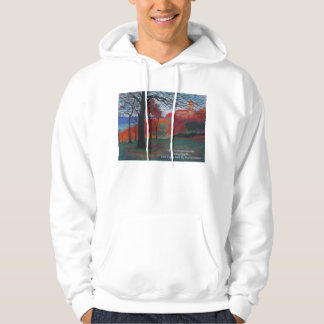 Fort Tryon Park By The Cloisters Hoodie