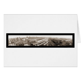 Fort Vancouver WA Photo 1918 Greeting Card