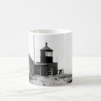 Fort Wadsworth Lighthouse Classic White Coffee Mug