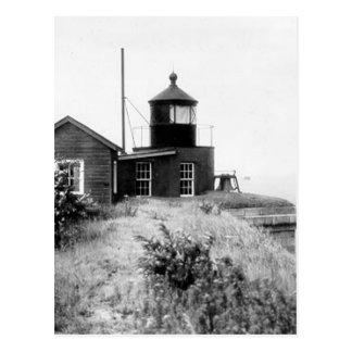 Fort Wadsworth Lighthouse Postcard