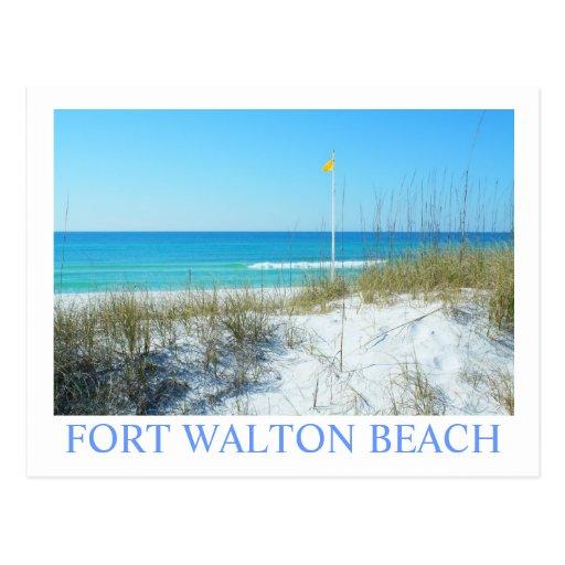 Fort Walton Beach Flag