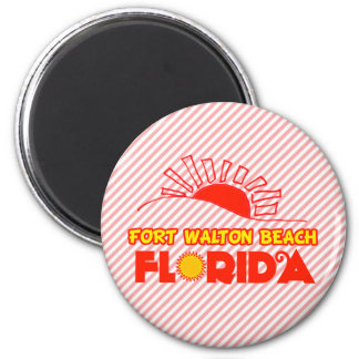 Fort Walton Beach, Florida Magnet