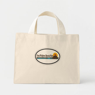 Fort Walton Beach. Mini Tote Bag