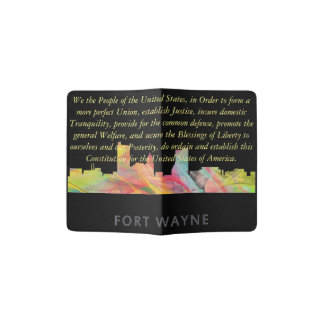 FORT WAYNE SKYLINE WB1 - PASSPORT HOLDER