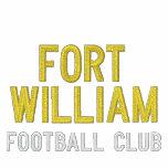 FORT WILLIAM, chaqueta bordada club del fútbol