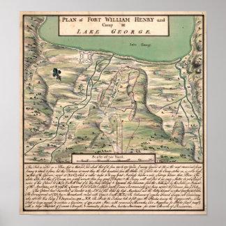 Fort William Henry Póster