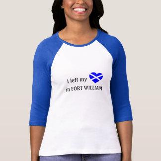 Fort William souvenir t-shirt