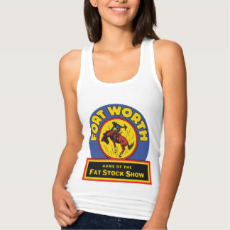 Fort Worth Fat Stock Show Tank Top
