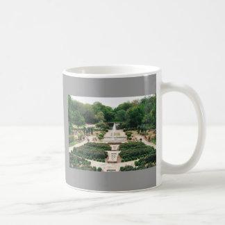 Fort Worth Garden Coffee Mug