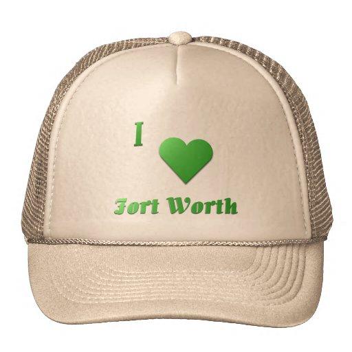 Fort Worth -- Kelly Green Hat