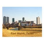 Fort Worth, Tejas Tarjetas Postales