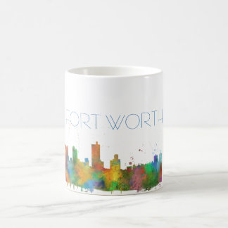 FORT WORTH, TEXAS - Drinking mug