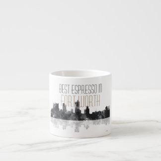FORT WORTH, TEXAS - Espresso mug