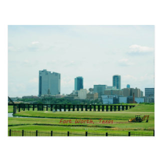 Fort Worth Texas Post Card