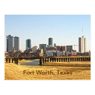Fort Worth Texas Postcards