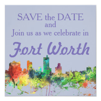 FORT WORTH, TEXAS SP - CARD