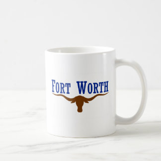 Fort Worth, Texas, United States Coffee Mug