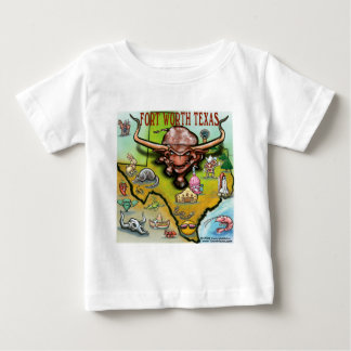 Fort Worth TX Baby T-Shirt