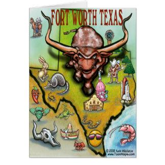 Fort Worth TX Card