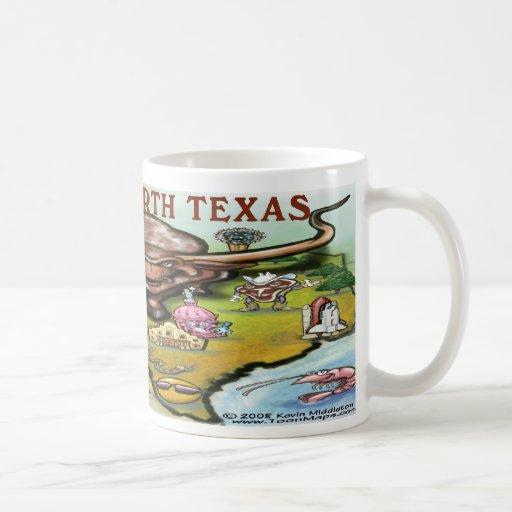 Fort Worth TX Classic White Coffee Mug
