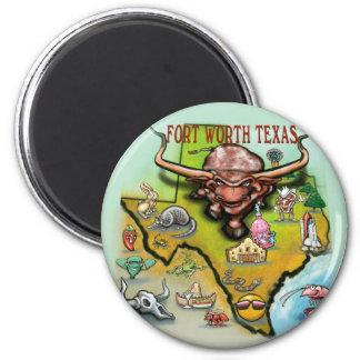 Fort Worth TX Magnet