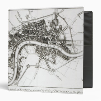Fortalecimientos de Londres en 1642 y 1643, 1738