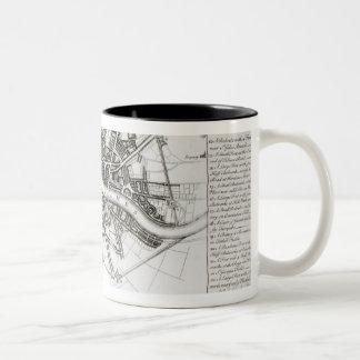 Fortalecimientos de Londres en 1642 y 1643, 1738 Taza De Café