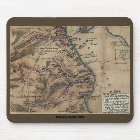 Fortalecimientos Mousepad de Yorktown