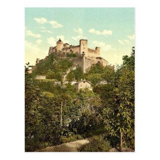 Fortaleza Alto-Salzburg (es decir, Hohensalzburg), Postales