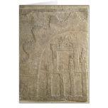 Fortaleza bajo cerco, de Nimrud, Iraq Felicitaciones